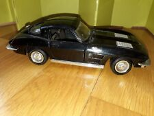 chevrolet corvette stingray noir REVELL métal voiture MINIATURE car diecast auto