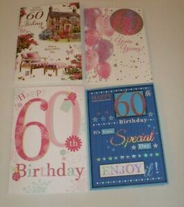 60 YEAR OLD BIRTHDAY CARDS