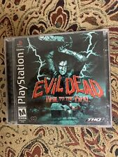 Evil Dead: Hail to the King (Sony PlayStation 1, 2000)