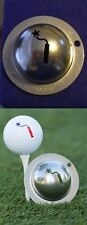 1 only TIN CUP GOLF BALL MARKER - LIGHT IT UP- BUY ANY 2  CUPS get special offer