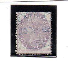 Gran Bretaña valor Fiscal Postal del año 1871 (AR-983)