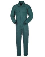 TUTA VERDE da Lavoro in Robusto Cotone per AZIENDE AGRICOLE VIVAI SERRE  A40109