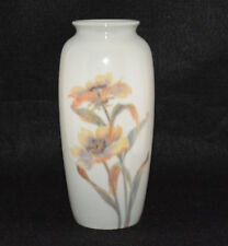"Rookwood Floral Vase by Margaret Helen McDonald 1943 (7 1/4"" Tall)"