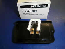 Rover 200/25/MG ZR Resistor Speed Pack - JGH10002