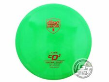 NEW Discmania S-Line CD2 175g Green Red Foil Distance Driver Golf Disc