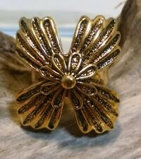 Vintage Jose Maria Barrera for Avon ~ Mayan Style Ring ~ Size 6