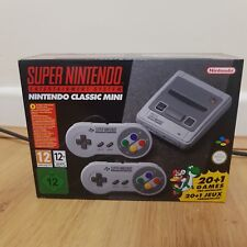 SNES Mini -  Super Nintendo Mini Classic SNES Entertainment System - NEW