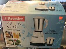 Premier Cute +2 Mixer Grinder KM 522 capacity 0.5L with jar 1.25 L 110v AC 50hz