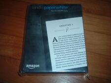 AMAZON KINDLE PAPERWHITE~ BRAND NEW~ 300 PPI DISPLAY~ BLACK~ 4GB~