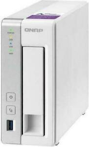 QNAP TS-131P 1-Bay NAS (Network-Attached Storage) Enclosure