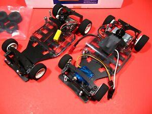 2 ABC HOBBY DTM SP 1/24 POCKET RACER PAN CAR mini-z rc12l rc10l wltoys tamtech