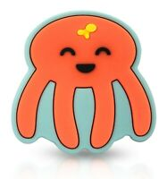 """Baby Teething Toy Octopus Silicone Baby Teether for Newborn and Infant 3"""" x 3"""""""