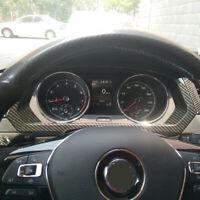 Carbon Optik Tacho Blende Rahmen Schutz Zierrahmen  Passend Für VW Tiguan 2 AD1
