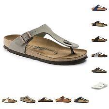 Birkenstock Gizeh Stone Womens - Mens Sandals Men Stone1 41 EU
