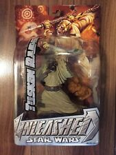 "STAR WARS UNLEASHED ""TUSKEN RAIDER"" 6"" FIGURE MOC HASBRO 2004 STATUE SAND PEOPLE"
