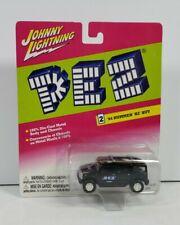 Johnny Lightning PEZ Black '04 Hummer H2 SUV 1/64 Die Cast 2004