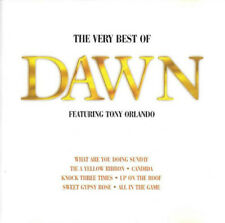 Dawn & Tony Orlando ~ Very Best Of ~ NEW CD  Tie a Yellow Ribbon ~ Knock 3 Times