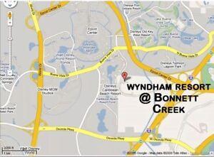 BONNET CREEK WYNDHAM TWO BEDROOMS/TWO BATHROOM / SLEEPS 8 ,2021