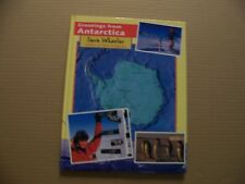 Greetings from Antarctica   by Sara Wheeler    ( Hardcover, New, First Edition )