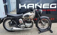 Trailer Mate + Bolts Kaneg's HD Evo Wheel Dock -Chock Sure Grip Motorcycle Stand