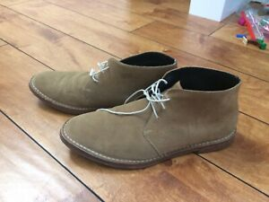 Cole Haan Leather Chukka Boots Size 10.5