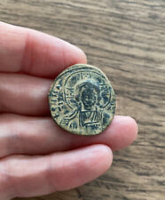 More details for byzantine. (circa 1022-1028 a.d). anonymous issue bronze follis.