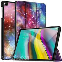 """New Case For Samsung Galaxy Tab S5e 10.5"""" SM-T720 T725 Leather Smart Stand Cover"""