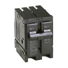 Eaton 50-Amp Double-Wide-Pole Fuse Trip Box Bryant Circuit-Breaker Switch BR250