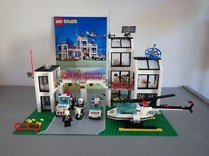 Commissariat de Police LEGO 6398 avec notice