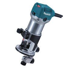 """Makita RT0700CX4 240v 710w 1/4"""" router trimmer 3 year warranty option"""