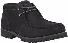 Timberland Men's Oakwell Chukka Casual Desert Boots Black TB06819A001 SIZE 7