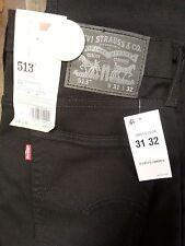Levi's 513 Men Slim fit Jeans(Levis 513 authentic, brand new guaranteed)