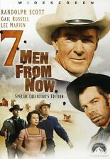 Seven Men from Now [Special Collector's Edition] (2005, DVD NIEUW)