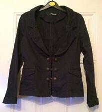 Ladies Blue Jane Norman Jacket Size 12 Smart Jacket B11