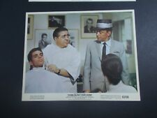 """+/   COME BLOW YOUR HORN MOVIE Photographs color- 8x10""""  1963-2 pc.FRANK SINATRA"""