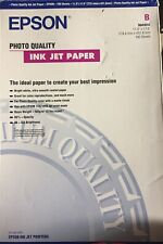 Epson S041070 Inkjet Paper Photo Quality Ink Jet Paper 11 x 17 70 sheets