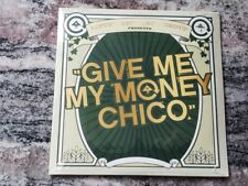 Vtg Lifted Research Group Lrg Give Me My Money Chico Brenes Nos Skateboard Dvd !