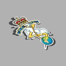 ROYAL ELECTRICAL AND MECHANICAL ENGINEERS STICKER - BRITISH ARMY - REME