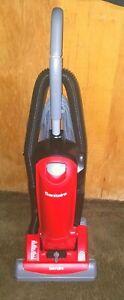 "Brand New SANITAIRE SC5815D Upright Vacuum,135 cfm,15"" CleaningPath"