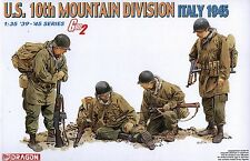 Dragon 1/35 6377 WWII US 10th Mountain Division (Italy 1945) (Gen 2) (4 Figures)
