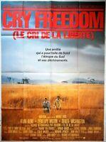 Plakat Kino Schrei nach Freiheit Denzel Washington Kevin Kline - 120 X 160 CM