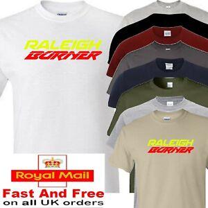 bmx raleigh burner t shirt