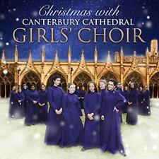 Canterbury Cathedral Girls' Choir - Christmas With Canterbury Cathedral (NEW CD)