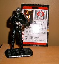 GI Joe Rise of Cobra Neo-Viper Officer loose from Attack on the Pit set