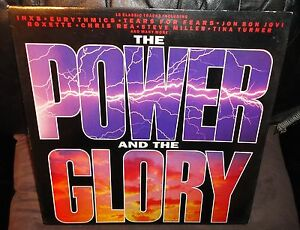 """The Power And The Glory 12"""" LP Vinyl Record 1991 Polygram"""