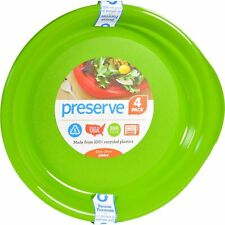 Preserve Everyday Plates - Apple Green  9.5 In