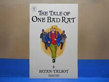 THE TALE OF ONE BAD RAT #2 of 4 1994/95 Dark Horse Comics Uncertified B. TALBOT