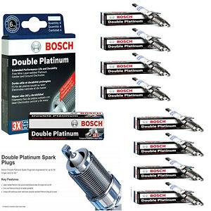 For 2005-2008 CHRYSLER 300 V8-5.7L 8Pcs OE Double Platinum Spark Plug 8161