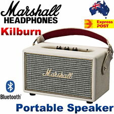 Marshall Kilburn Wireless Bluetooth Portable Speaker Cream