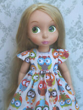 """Clothes for Disney Princess Animators Toddler Handmade Outfit~16"""" Doll Dress"""